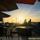 Paula Olarieta - November Mix