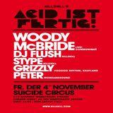 Stype @ Killekill's Acid Ist Fertig! - Suicide Circus Berlin - 04.11.2011