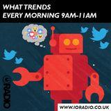 What Trends on IO Radio 220319
