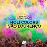 Holi Colors São Lourenço-Concurso de djs (Set by No Limits)