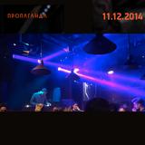 Pablo Sanchez @Propaganda Moscow Dec 11 2014