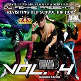 DJ FEMMIE PRESENTS REVISITING OLD SCHOOL HIP HOP VOL. 4