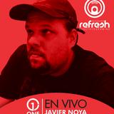 Onenation.fm Presenta Refresh con Javier Noya ( EP12 • 01-07-17 )