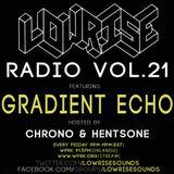 LowRise Radio w/Gradient Echo