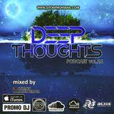 Deep Thoughts podcast # 24 with Dj Tony Montana [MGPS 89,5 FM] 09.06.2018