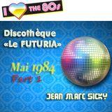 """Discothèque """"Le Futuria"""""""