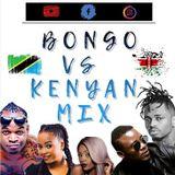 Bongo Vs Kenyan Mix 2019 V1 ft. Diamond Platnumz, Nyashinski, Ali kiba, Nandy, Willy Paul, Ethic