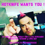 Hotknife's Haus Vol 5 - NO CHAT (all choons, nae pish)
