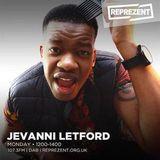 #JevanniLetfordLunchtimeShow on Reprezent Radio w/ MKThePlug & Home Alone - Mon 26 Feb 2018
