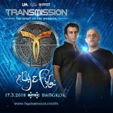 Aly and Fila - Transmission – The Spirit Of The Warrior,17.03.2018, Bangkok, Thailand