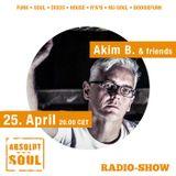 Absolut Soul Show /// 25.04.18 on SOULPOWERfm