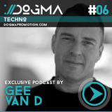 Gee Van D – Techno Live Set / Dogma Techno Podcast [March 2014]]