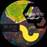 Baruba Music Podcast 003 - Alain Jerico