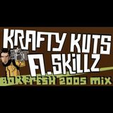 Krafty Kuts + A.Skills Boxfresh Spring