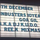 Mixmaster Morris @ Ageha Tokyo (ambient set)