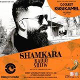 SHAMKARA RADIO SHOW @IBIZA GLOBAL RADIO SHAMKARA RECORDS BY IGIGI 04.05.2019
