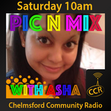 Pic n Mix - @AshaCCR - Asha Jhummu - 21/03/15 - Chelmsford Community Radio