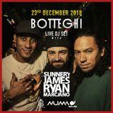 Botteghi Live DJ SET with Sunnery James & Ryan Marciano @ NUMA (Bologna)