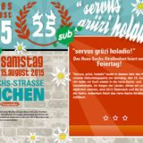 Hans Sachs Strassenfest 2015 - Live-Set