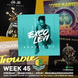 Sound Armada Reggae Dancehall Radio Week 45 - 2017