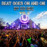 BEAT GOES ON AND ON BY DJ NEC VOL 2