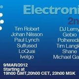 Suffused - Electronic Journey 2-Year Anniversary (09-March-2012) on 16Bit.Fm