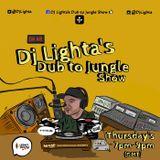 Dj Lighta's Dub to Jungle Show. THURS 7-9pm. Legacy 90.1 FM. Guests: Rickochet. Rokket & Draks.