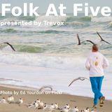 Folk At Five, Friday 08 November 2019