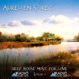 Aurelien Stireg - Deep House Music for Love episode 5 2014-09-28