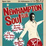 Newhampton Soul Club - January