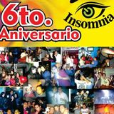 Insomnia Antro-6° ANIVERSARIO Latín party Full mix