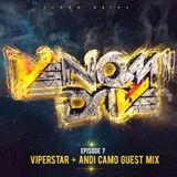 Venom Drive Podcast EP 7 - ViperStar + Andi Camo Guest Mix