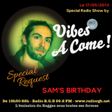Podcast Vibes A Come - 17/05/13 By BassMat