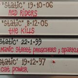 12 Oct 2017 - feat. classic SPARKLEHORSE, THE KILLS, CAT POWER and RED RIDERS interviews