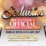 SEDUCTIVE [London's Biggest VIP Party] - Fri 20th Jan 2017 Promo Mix