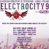 Electrocity 9 with ESKA Contest - Fernandez