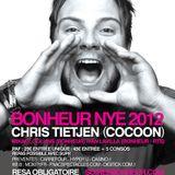 Ivan Lavilla @ BONHEUR NYE PROMO PODCAST- Nov. 2011. - www.soireebonheur.com
