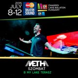 Metha - Balaton Sound 2015 / B My Lake Terasz / a part ofmy set!