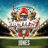 Jones @ Intents Festival 2016 - Warmup Mix (Relive)