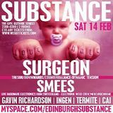 Smees (Live PA) @ Substance Love & Hate - The GRV Edinburgh - 14.02.2009