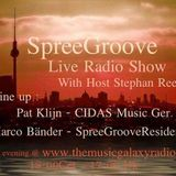 Marco Bänder - Spree Groove Radio Berlin Session 13th. 08.06.2017