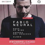 Fabio Neural @ Womb - Lecce 04.03.2017