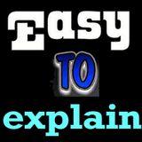 No way - Easy To Explain
