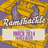 Ramshackle resident mixtape - Patrick Nazemi - March 2014