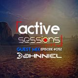 Active Sessions Live #052 Guest Mix Dahnniel