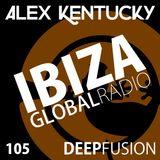 105.DEEPFUSION @ IBIZAGLOBALRADIO (Alex Kentucky) 07/11/17