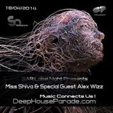 Alex Wizz Guestmix 18.04.2014 @ SAR Label Night - Deep House Parade Radioshow
