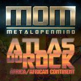 MOM#147 Atlas do Rock - Especial África