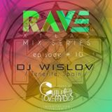 DJ Wislov This Is Hardore (Rave Atlas Mix Series 10)