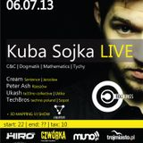 Peter Ash - Live on Summer Techno City Sopot 6.07.2013